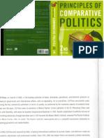 Principles of Comparative Politics Cap 1-5