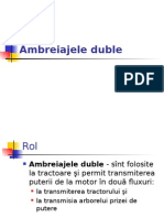 206 Ambreiajele Duble