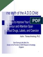 50 Strategies ADD Child Multiple Intelligences