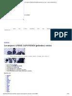 Ranking de Los mejores ANIME JAPONESES (peliculas y series) - Listas en 20minutos.pdf