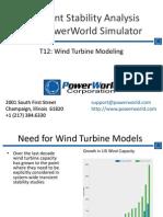 t 12 Wind Turbine
