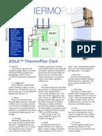 Zola Thermoplus Clad