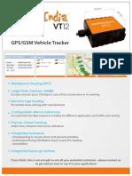 Brochure VT12