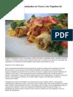 La soja Crujiente Laminados en Tacos y los Taquitos de Revisión