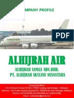 ALHIJRAH AIR - PROFILE USAHA