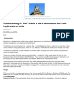 Insightsonindia.com-Understanding EL NINO and LA NINA Phenomena and Their Implication on India