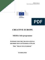 MEDIA Sub-programme