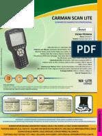 Escaner Para Diagnostico Vhiculos 1995 en Adelante -Nx-lite