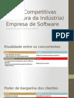 Slides Trabalho de Economia de Empresas Estrutura Industria e Competencias
