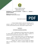 TRE SP Resolucao Tse 23396 Crimes Eleitorais Eleicao 2014