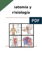 Capitulo de Anatomía y Fisiología