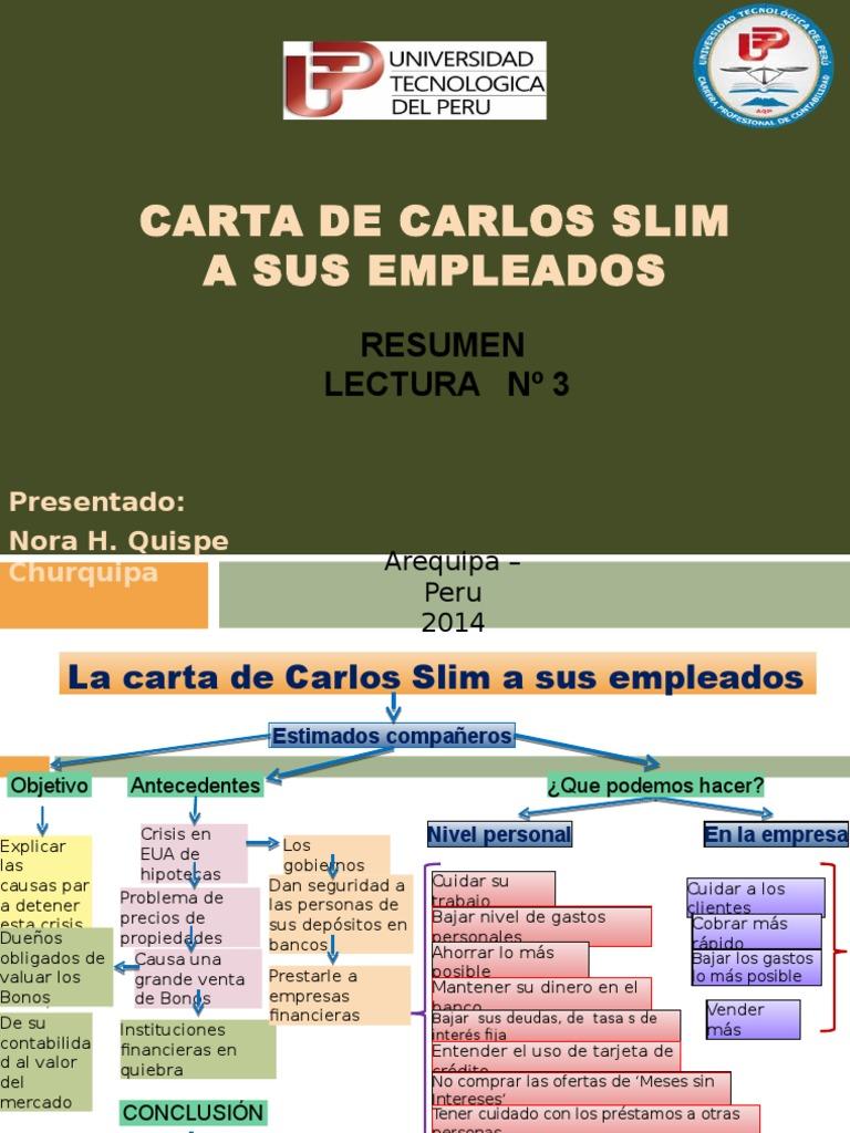 Lecturas 3 - 4