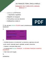 Actividades de Francés Tema 1 Paola Merlo Corregido- Copia