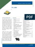 Cree LED Data Sheet
