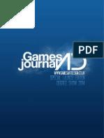 GamesAD Journal - Jess Magnus