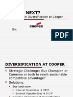 Cooper Case Study