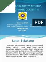 Hubungan Diabetes Melitus Terhadap Periodontitis