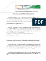 2013 Policy Review of India