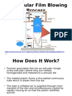 The Tubular Film Blowing Process