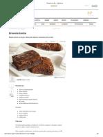 Brownie Kocke - Vijesti
