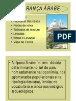A herança Árabe no Sul de Portugal