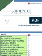 UCV - Clase 1 Conjuntos (Ciclo Alfa 2013)