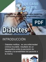 Estudio de Caso de Un Paciente Diabético