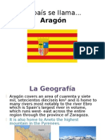 Spanish Powerpoint Aragon