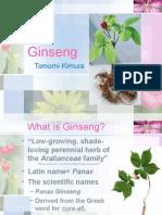 Ginseng.ppt