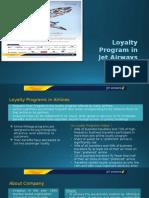 Jet Loyalty Programs