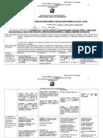 Plan de Area Español 8 2015 Best