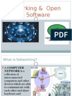 Networking & Open Source Software