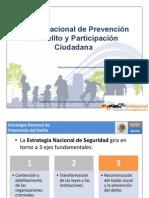 Plan de Prevención del Delito