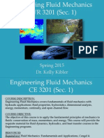 Fluid Mechanics Lecture 1