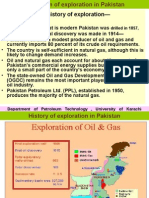 Petroleum Geology of Pakistan