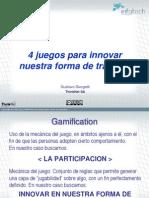 4 Juegos Para Innovar