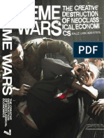 Meme Wars - The Creative Destruction of Neoclassical Economics