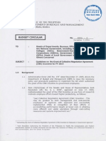 Budget Circular No. 2014-2