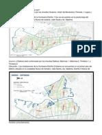 Limites de Distrito, Ciercuitos y Subcircuitos d Comisarías Distritales de Guayaquil