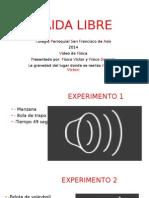 Caída Libre (Experimento)