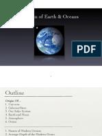 3 Origin of Earth Ocean(1)