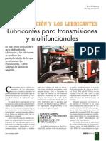 Articulo Lubricantes Para Transmisiones y Multifuncionales