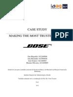 Case Study - BOSE