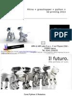 3D Printing 2013