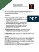 Currículum Vitae (EN) - Cevallos Vera Franco Alex