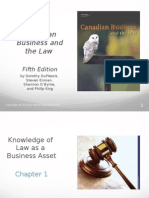 Canadian Business law