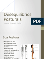 Biomecânica e desvios posturais