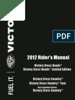 Cross Country Manual