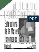 7101-14 FISICA Estructura de La Materia