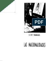 Las Nacionalidades. Pi i Margall